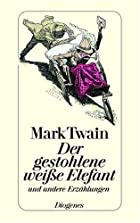 Another cover of the book The Stolen White Elephant by Mark Twain