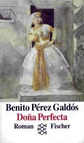 Another cover of the book Dona Perfecta by Benito Pérez Galdós
