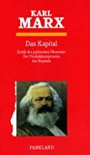 Another cover of the book Capital by Karl Marx