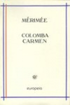 Another cover of the book Carmen by Prosper Mérimée