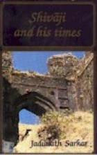 Cover of the book Shivaji and his times by Jadunath Sarkar