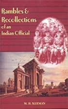 Another cover of the book Rambles and Recollections of an Indian Official by William Sleeman