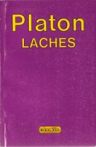 Cover of the book Laches by Plato