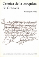 Another cover of the book The conquest of Granada by Washington Irving