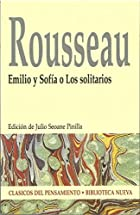 Another cover of the book Emile by Jean-Jacques Rousseau