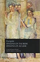 Another cover of the book Iphigenia at Aulis by Euripides