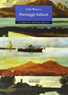 Another cover of the book Italian backgrounds by Edith Wharton