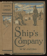 Cover of the book Ship's Company, the Entire Collection by W.W. Jacobs