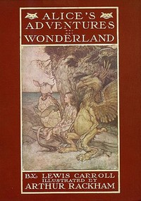 cover for book Alice's Adventures in Wonderland