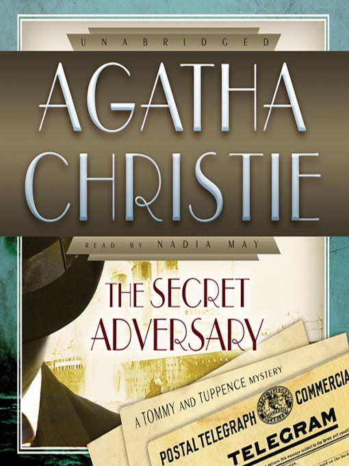 cover for book Secret Adversary