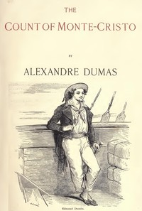 Cover of the book The Count of Monte Cristo by Alexandre Dumas père