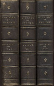 Cover of the book A Popular History of France from the Earliest Times, Volume 1 by François Pierre Guillaume Guizot