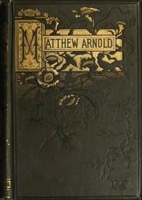 Cover of the book Matthew Arnold's Sohrab and Rustum and Other Poems by Matthew Arnold
