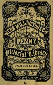 Cover of the book Goody Two-Shoes A Facsimile Reproduction of the Edition of 1766 by Anonymous