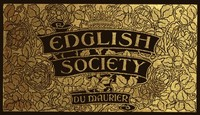 Cover of the book English society, sketched by George Du Maurier by George Du Maurier