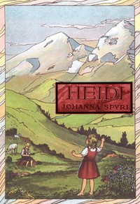 Cover of the book Heidi by Johanna Spyri