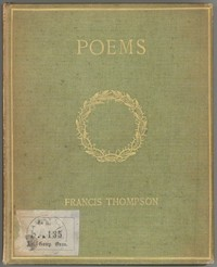 Cover of the book Poems by Francis Thompson