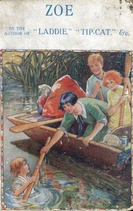 Cover of the book Zoe by Evelyn Whitaker