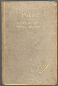 Cover of the book Poems by William Ernest Henley