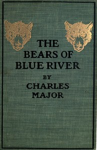 Cover of the book The bears of Blue River by Charles Major