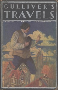 Cover of the book Gulliver's Travels Into Several Remote Regions of the World by Jonathan Swift