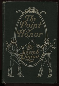 Cover of the book The Point Of Honor A Military Tale by Joseph Conrad