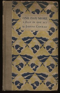 Cover of the book One Day More A Play In One Act by Joseph Conrad