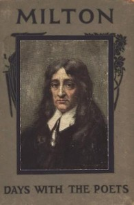 Cover of the book A day with John Milton by May Clarissa Gillington Byron