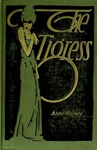 Cover of the book The tigress by Anne Warner