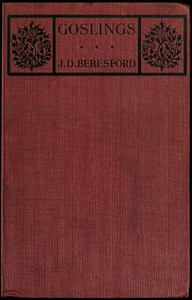 Cover of the book Goslings by J. D. (John Davys) Beresford