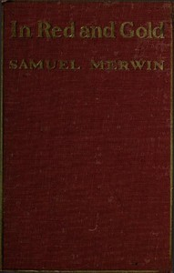 Cover of the book In red and gold by Samuel Merwin