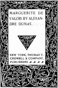 Cover of the book Marguerite de Valois by Alexandre Dumas