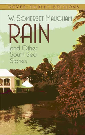 Cover of the book Rain : and other stories by W. Somerset Maugham
