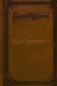 Cover of the book Maria Edgeworth by Helen Zimmern
