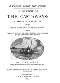 Cover of the book In Search of the Castaways; or the Children of Captain Grant by Jules Verne