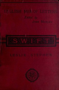 Cover of the book Swift by Leslie Stephen