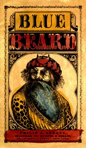 Cover of the book The wonderful story of Blue Beard, and his last wife by George Cruikshank