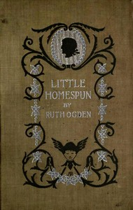 Cover of the book Little homespun by Ruth Ogden