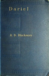 Cover of the book Dariel, a romance of Surrey by R. D. (Richard Doddridge) Blackmore