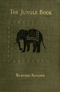 Cover of the book The Jungle Book by Rudyard Kipling
