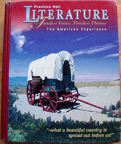 Cover of the book Prentice Hall Literature: Timeless Voices, Timeless Themes by Kate Kinsella