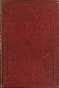 Cover of the book John Galsworthy by Sheila Kaye-Smith