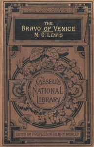 Cover of the book The Bravo of Venice; a romance by Heinrich Zschokke