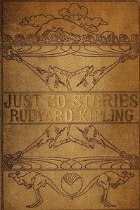 Cover of the book Just So Stories by Rudyard Kipling