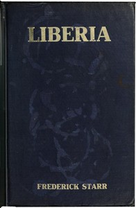 Cover of the book Liberia : description, history, problems by Frederick Starr
