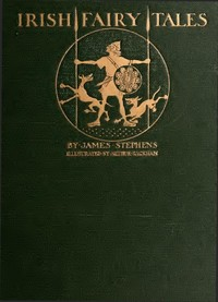Cover of the book Irish Fairy Tales by James Stephens