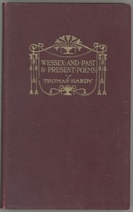 Cover of the book Poems of the Past and the Present by Thomas Hardy
