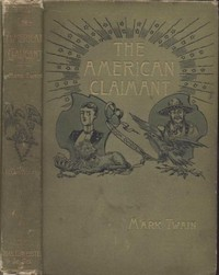 Cover of the book The American Claimant by Mark Twain