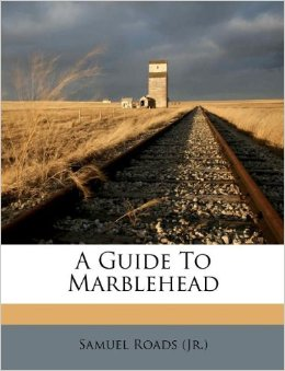 cover for book A guide to Marblehead