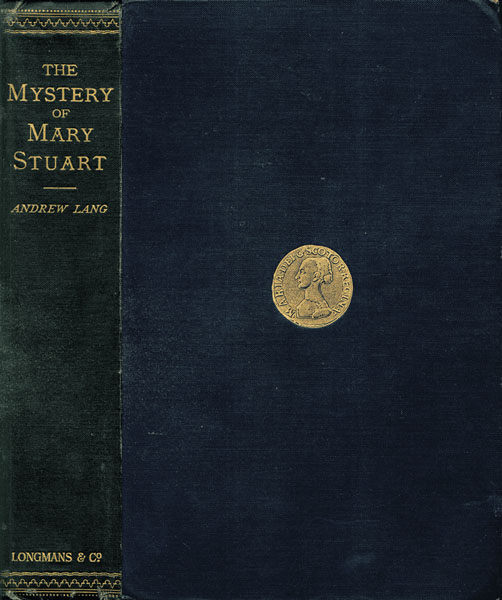 cover for book The Mystery of Mary Stuart